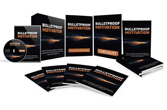 Bulletproof Motivation Upgrade Package