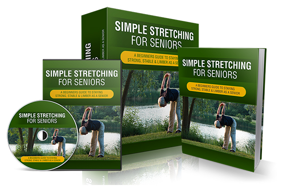Simple Stretching For Seniors Upgrade Package