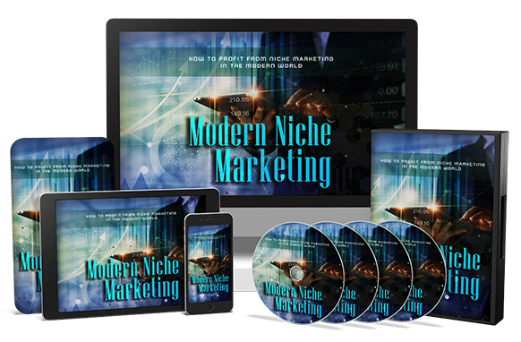 Modern Niche Marketing Upgrade Package