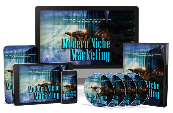 Modern Niche Marketing Upgrade Package