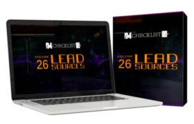 IM Checklist Vol 26 – Lead Sources