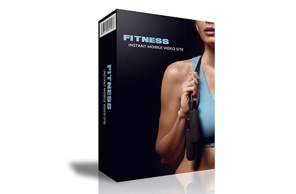 Fitness Instant Mobile Video Site