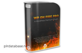WP On Fire Pro Plugin