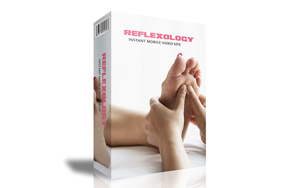 Reflexology Instant Mobile Video Site