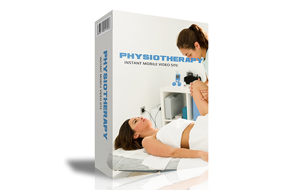 Physiotherapy Instant Mobile Video Site