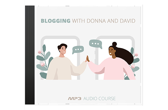 Blogging With Donna and David
