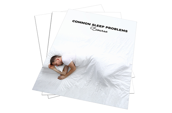 Common Sleep Problems Ecourse