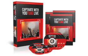 Captivate With YouTube Live
