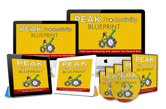 Peak Productivity Blueprint Upgrade Package