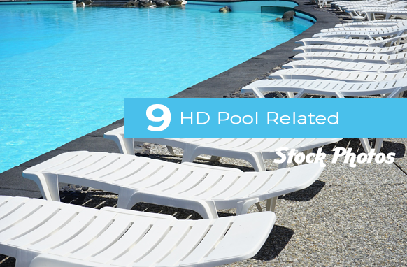 9 HD Pool Related Stock Photos
