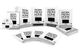 Work From Home Productivity Upgrade Package