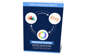 Printful To Etsy Integration