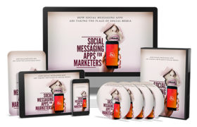 Social Messaging Apps For Marketers Upgrade Package