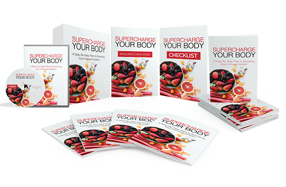 Supercharge Your Body Upgrade Package