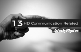 13 HD Communication Related Stock Photos