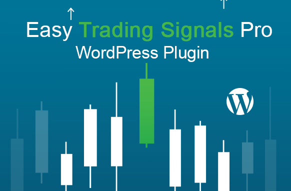 Easy Trading Signals Pro WordPress Plugin