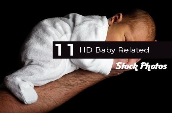 11 HD Baby Related Stock Photos