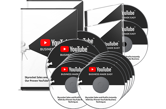 YouTube Business Made Easy Upgrade Package