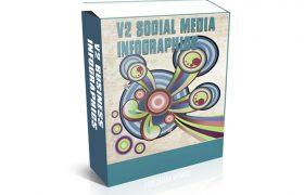 V2 Social Media Infographics