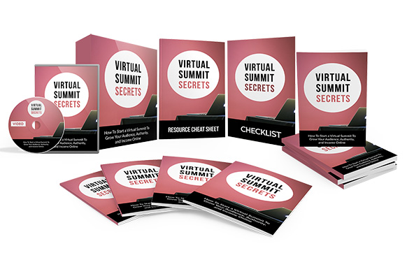 Virtual Summit Secrets Upgrade Package