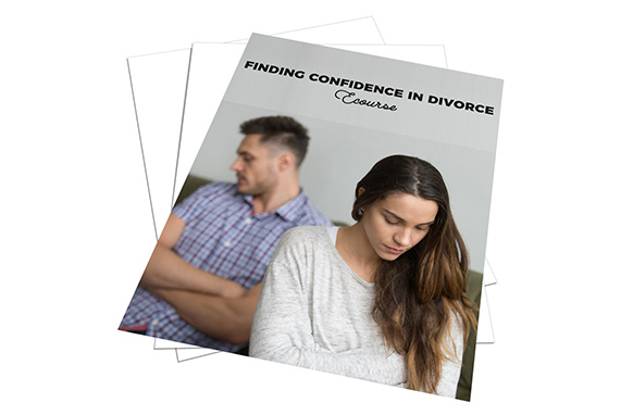 Finding Confidence In Divorce Ecourse