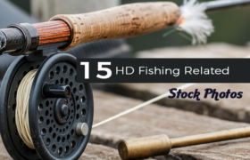 15 HD Fishing Related Stock Photos