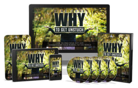 Find Your Why To Get Unstuck Upgrade Package