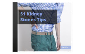 51 Kidney Stones Tips Audio Book Plus Ebook