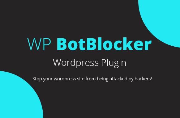 WP BotBlocker Plugin