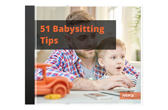 51 Babysitting Tips Audio Book Plus Ebook