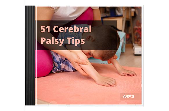 51 Cerebral Palsy Tips Audio Book Plus Ebook