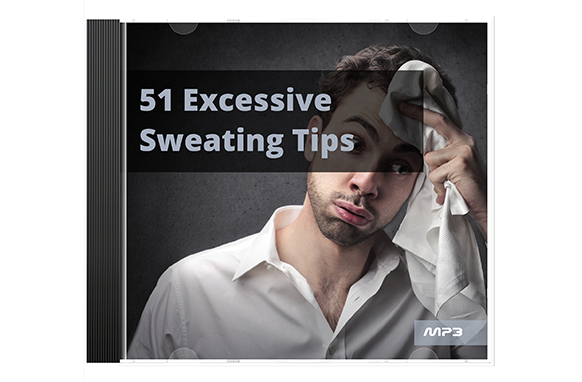 51 Excessive Sweating Tips Audio Book Plus Ebook