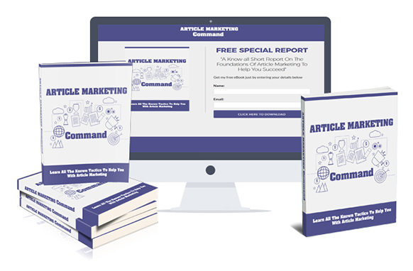 Article Marketing Command