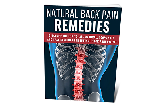 Natural Back Pain Remedies
