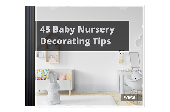 45 Baby Nursery Decorating Tips Audio Book Plus Ebook