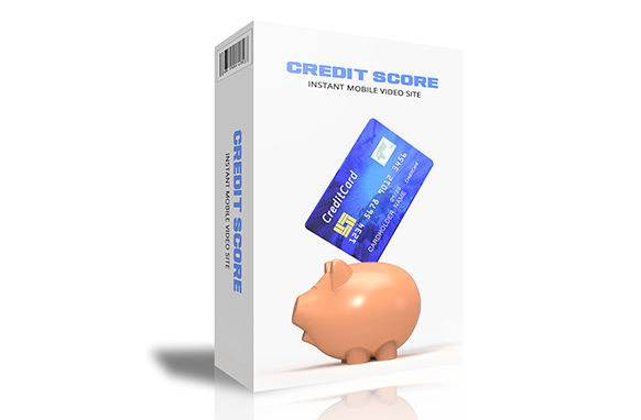 Credit Score Instant Mobile Video Site