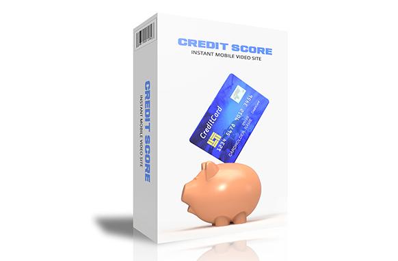 Credit Score Instant Mobile Video Site