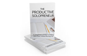 The Productive Solopreneur