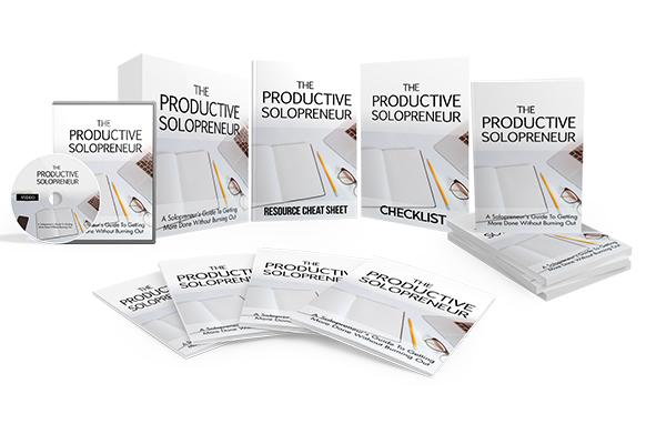 The Productive Solopreneur Upgrade Package