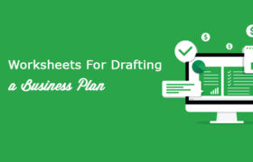 Worksheets For Drafting a Business Plan