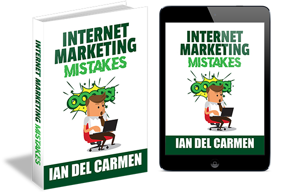 Internet Marketing Mistakes