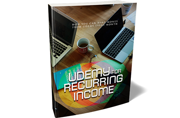 Udemy For Recurring Income