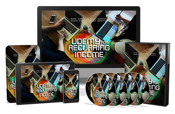 Udemy For Recurring Income Upgrade Package