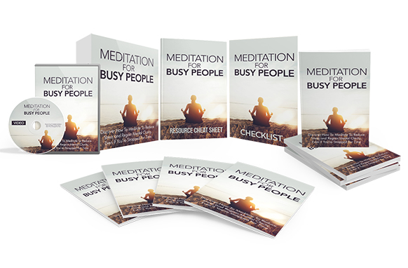 Meditation For Busy People Upgrade Package