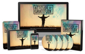 Attitude Of Gratitude Upgrade Package