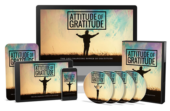 Attitude Of Gratitude Upgrade Package