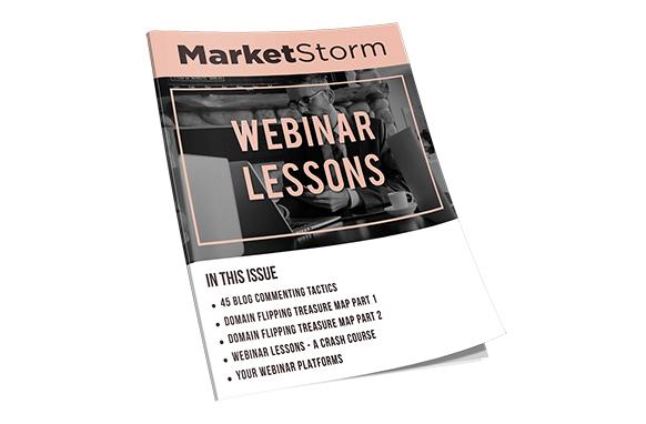 Webinar Lessons