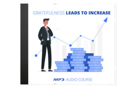 Gratefulness Leads To Increase
