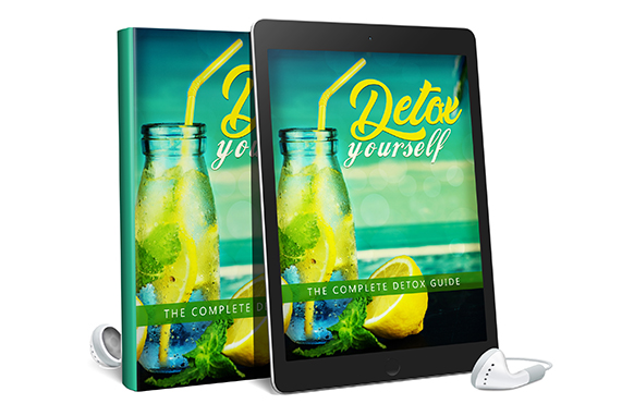 Detox Yourself AudioBook and Ebook