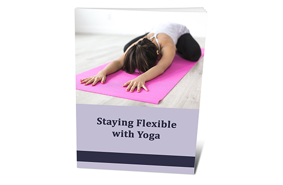 Staying Flexible With Yoga
